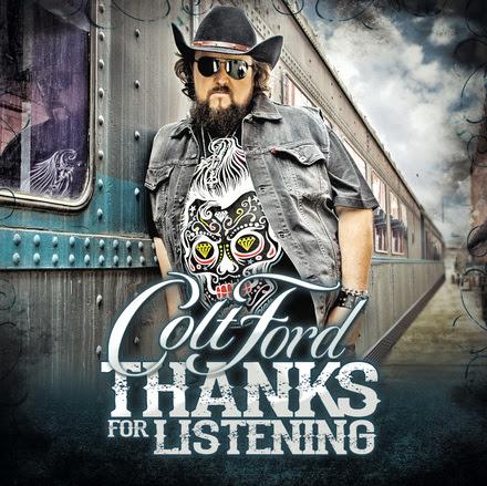 colt ford thanks for listening album review