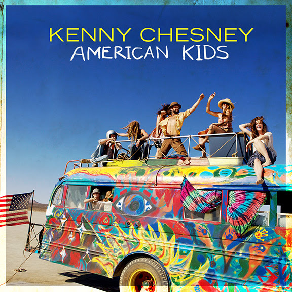 kenny chesney american kids review
