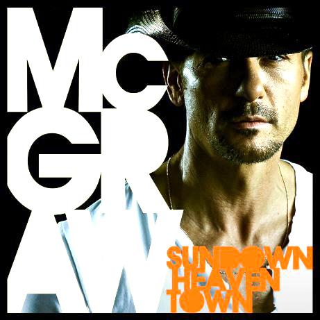 tim mcgraw sundown heaven town cover
