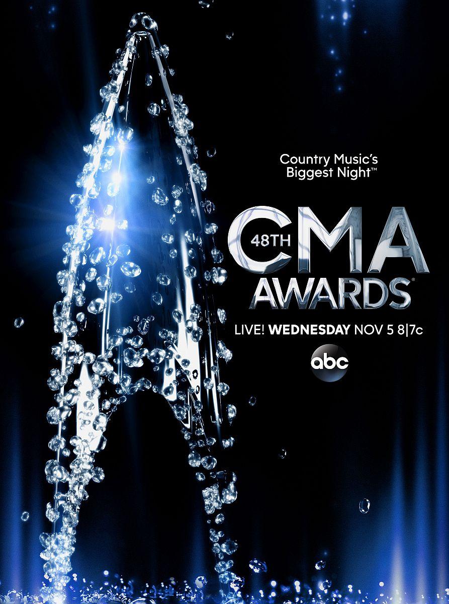2014 CMA Awards logo