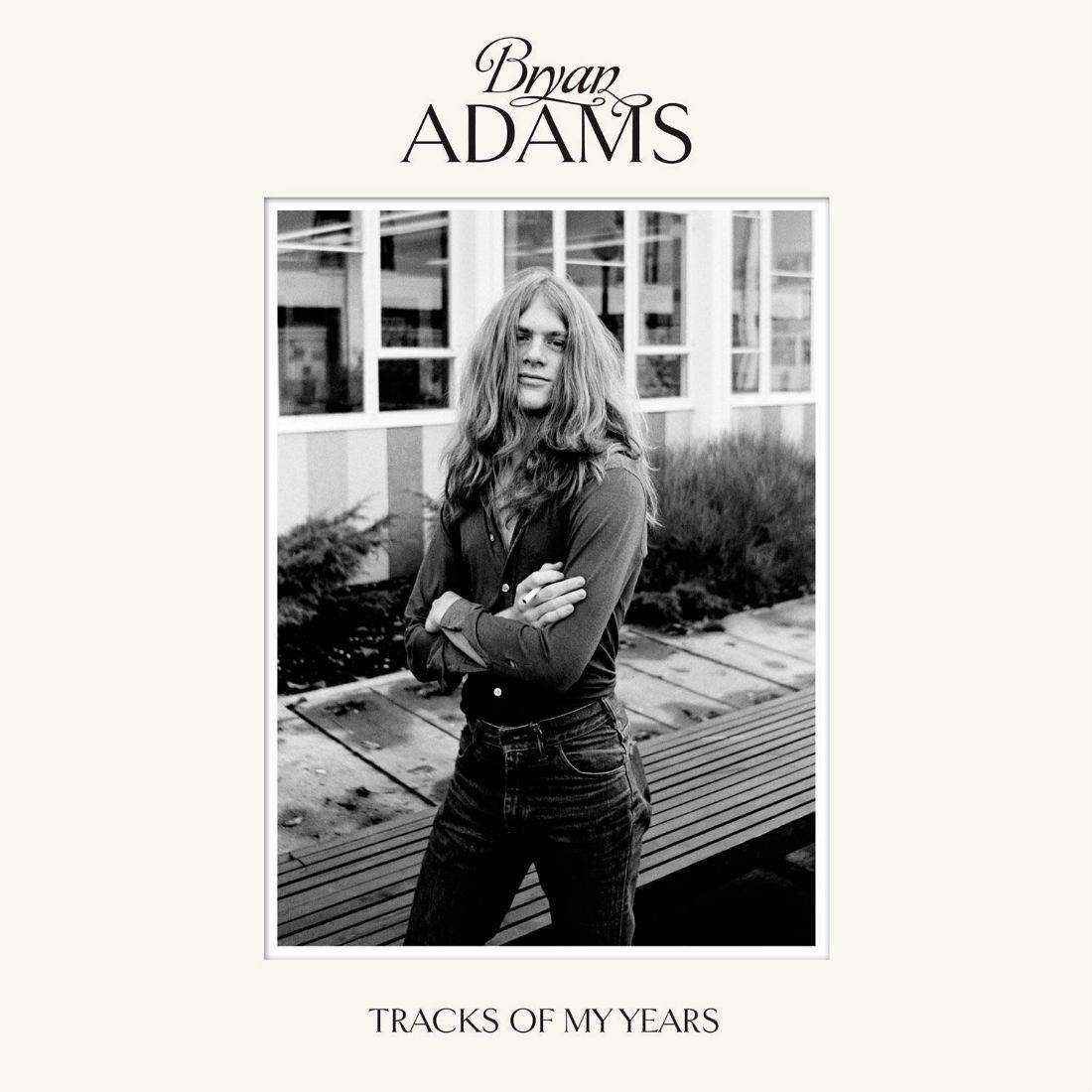 bryan adams tracks of my years