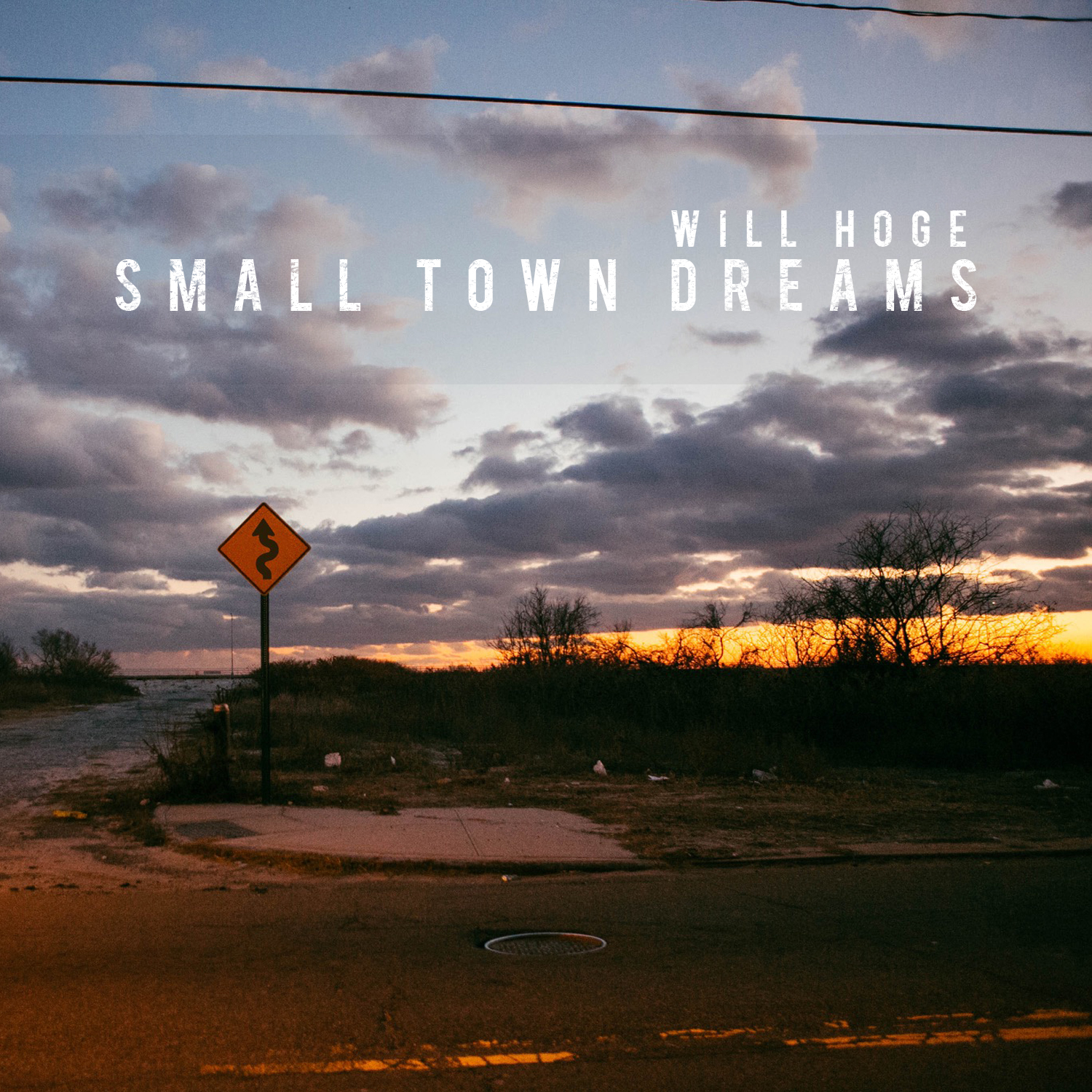 will hoge small town dreams album