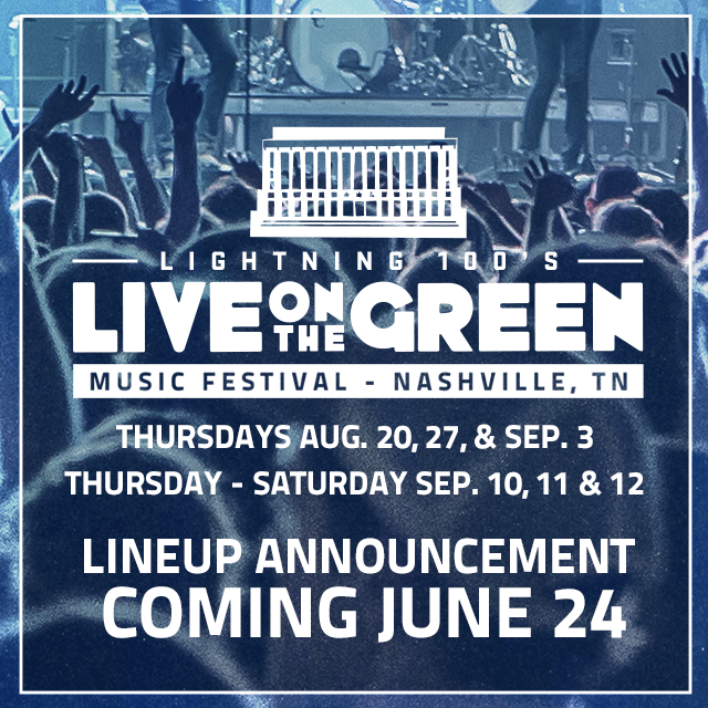 live on the green 2015 lineup dates