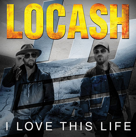 locash I love this life EP cover