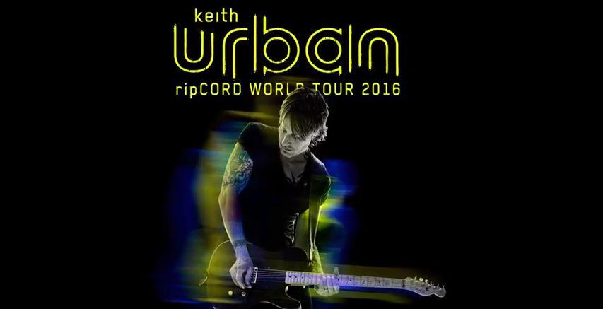 keith urban ripcord tour dates tickets