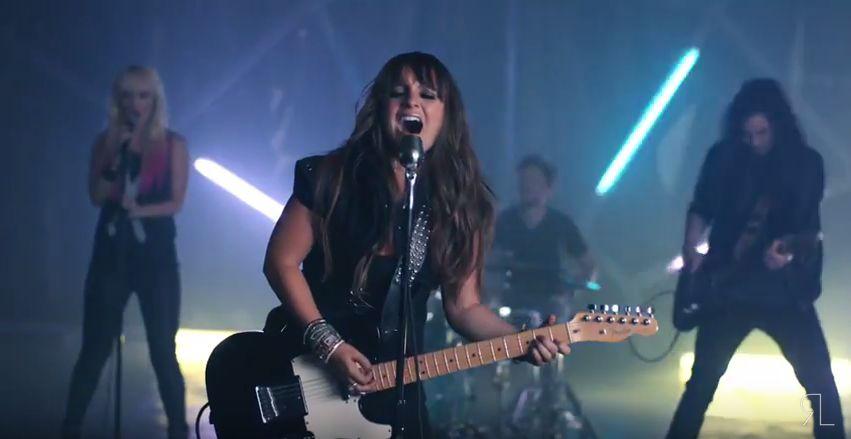 rachele lynae quicksand music video