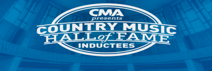 Country Music Hall of Fame 2016 inductees