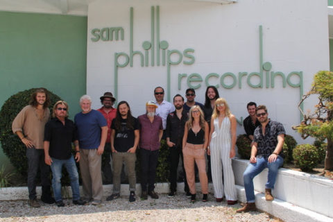 "Iconic Sam Phillips Recording Service and FAME Studios collaborate on new version of ""Who Will The Next Fool Be"""