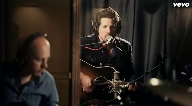 Head into the Studio with JT Hodges in  Lay it Down  Music Video c98d8cd68ab0